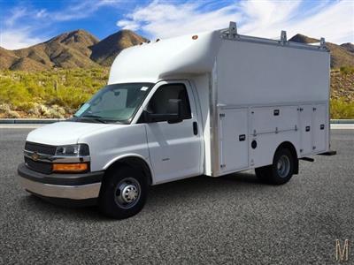 2018 Express 3500,  Supreme Service Utility Van