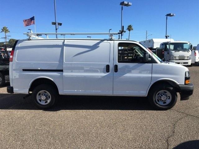2018 Express 2500 4x2,  Masterack Upfitted Cargo Van #J1336584 - photo 7