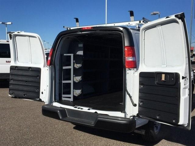 2018 Express 2500 4x2,  Masterack Upfitted Cargo Van #J1336584 - photo 9