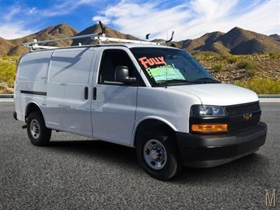 2018 Express 2500 4x2,  Masterack Upfitted Cargo Van #J1336584 - photo 1
