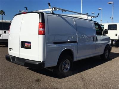 2018 Express 2500 4x2,  Masterack Upfitted Cargo Van #J1336584 - photo 5