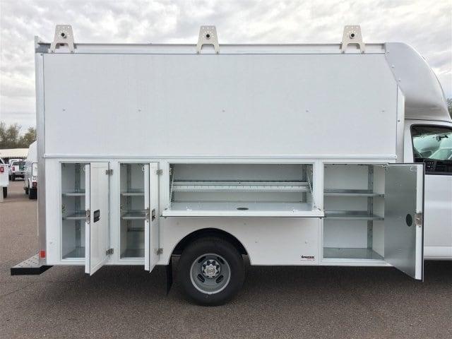 2018 Express 3500 4x2,  Supreme Spartan Service Utility Van #J1338568 - photo 6