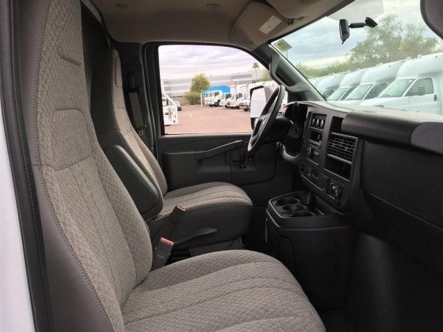 2018 Express 3500 4x2,  Supreme Spartan Service Utility Van #J1338568 - photo 12