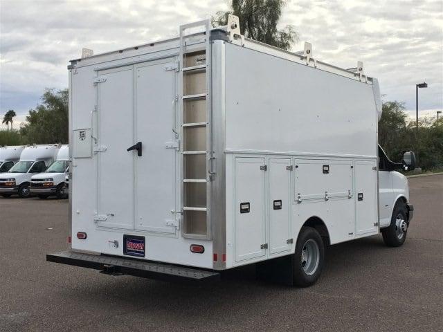 2018 Express 3500 4x2,  Supreme Service Utility Van #J1338568 - photo 1