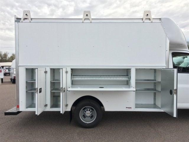 2018 Express 3500 4x2,  Supreme Spartan Service Utility Van #J1338568 - photo 7
