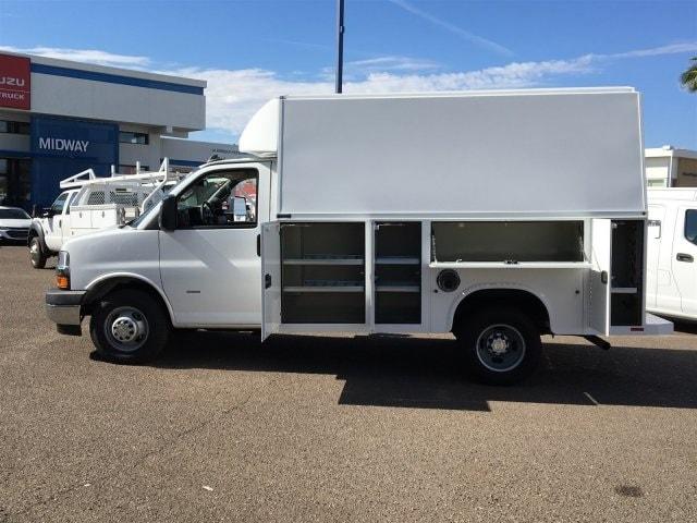 2018 Express 3500 4x2,  Knapheide KUV Service Utility Van #J1340350 - photo 6