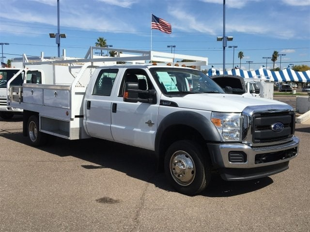 2016 F-450 Crew Cab DRW 4x2,  Combo Body #JF198740A - photo 1