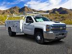 2018 Silverado 3500 Regular Cab DRW 4x2,  Knapheide Service Body #JF217092 - photo 1