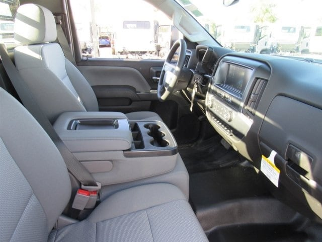 2018 Silverado 3500 Regular Cab DRW 4x2,  Freedom ProContractor Body #JF233024 - photo 8