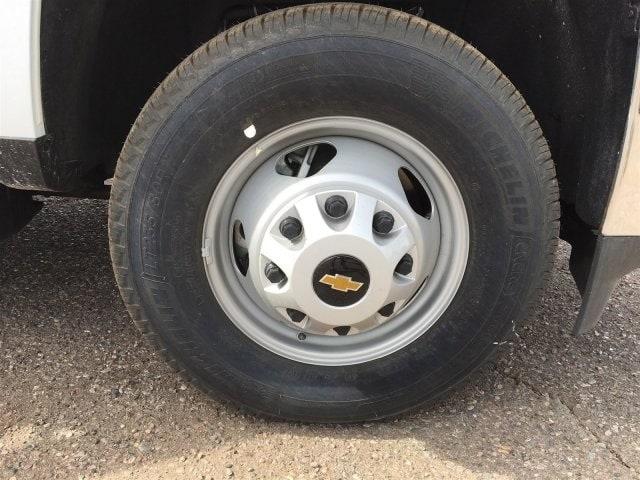 2018 Silverado 3500 Regular Cab DRW 4x2,  Freedom ProContractor Body #JF233024 - photo 9