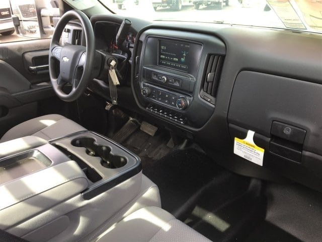 2018 Silverado 3500 Regular Cab DRW 4x2,  Freedom ProContractor Body #JF233024 - photo 12