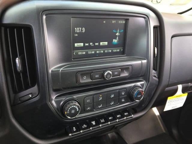 2018 Silverado 3500 Regular Cab DRW 4x2,  Freedom ProContractor Body #JF233024 - photo 16