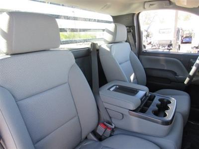 2018 Silverado 3500 Regular Cab DRW 4x2,  Freedom ProContractor Body #JF233024 - photo 7