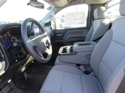 2018 Silverado 3500 Regular Cab DRW 4x2,  Freedom ProContractor Body #JF233024 - photo 11