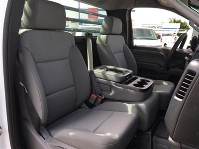 2018 Silverado 3500 Regular Cab DRW 4x2,  Freedom ProContractor Body #JF233024 - photo 10
