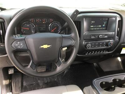 2018 Silverado 3500 Regular Cab DRW 4x2,  Freedom ProContractor Body #JF233024 - photo 14