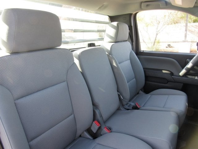 2018 Silverado 3500 Regular Cab DRW 4x2,  Freedom ProContractor Body #JF250288 - photo 5
