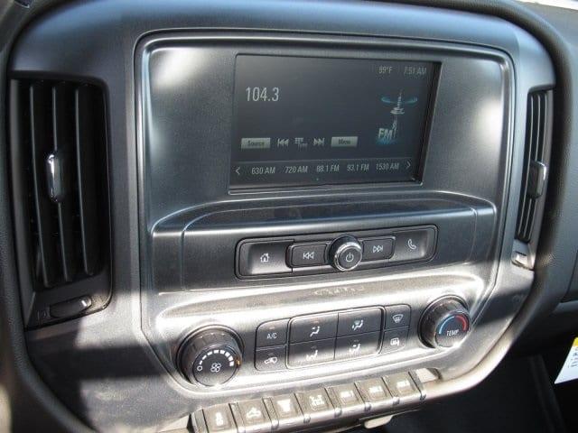 2018 Silverado 3500 Regular Cab DRW 4x2,  Freedom ProContractor Body #JF250288 - photo 10