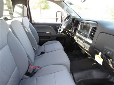 2018 Silverado 3500 Regular Cab DRW 4x2,  Freedom ProContractor Body #JF250288 - photo 6