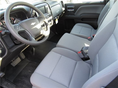 2018 Silverado 3500 Regular Cab DRW 4x2,  Freedom ProContractor Body #JF250288 - photo 8