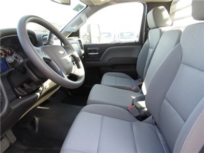 2018 Silverado 3500 Regular Cab DRW 4x2,  Freedom ProContractor Body #JF250288 - photo 9