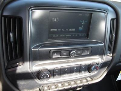 2018 Silverado 3500 Regular Cab DRW 4x2,  Freedom ProContractor Body #JF250288 - photo 11