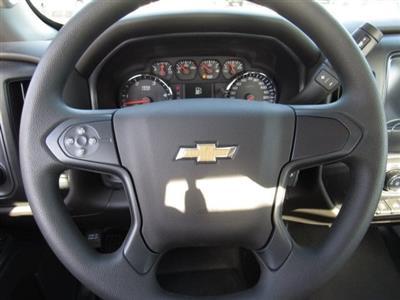 2018 Silverado 3500 Regular Cab DRW 4x2,  Freedom ProContractor Body #JF250288 - photo 15