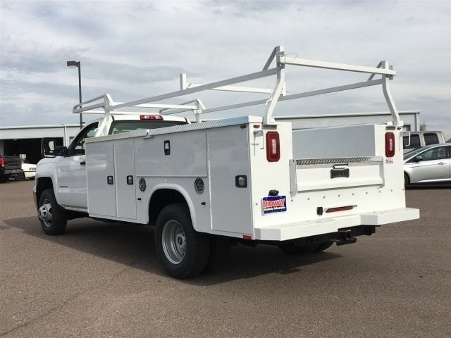 2018 Silverado 3500 Regular Cab DRW 4x2,  Knapheide Service Body #JF277767 - photo 1