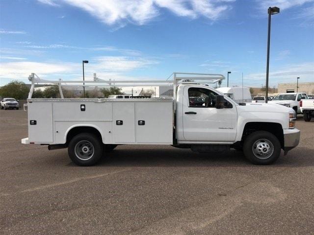 2018 Silverado 3500 Regular Cab DRW 4x2,  Knapheide Standard Service Body #JF277767 - photo 5
