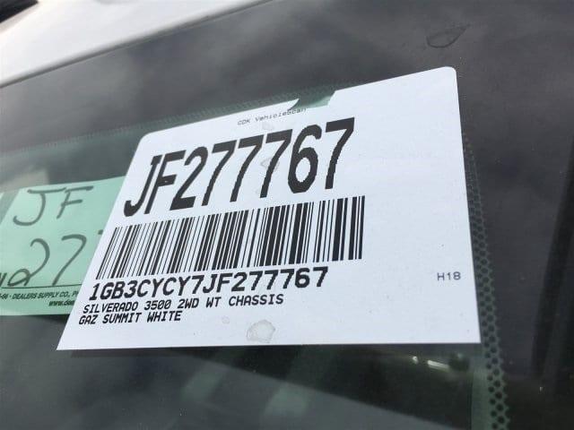 2018 Silverado 3500 Regular Cab DRW 4x2,  Knapheide Standard Service Body #JF277767 - photo 24