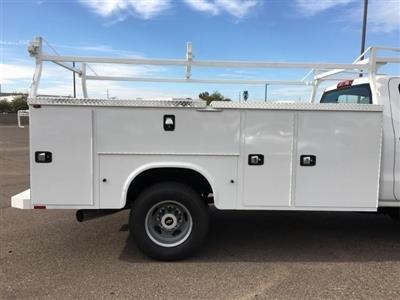 2018 Silverado 3500 Regular Cab DRW 4x2,  Knapheide Standard Service Body #JF277767 - photo 8