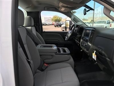 2018 Silverado 3500 Regular Cab DRW 4x2,  Knapheide Standard Service Body #JF277767 - photo 17