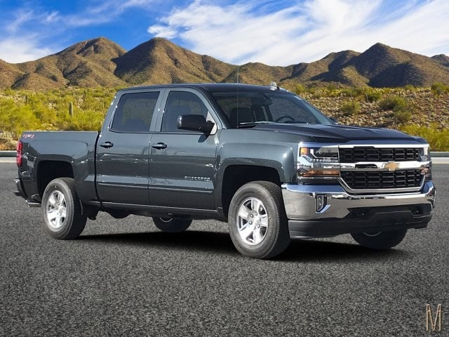2018 Silverado 1500 Crew Cab 4x4,  Pickup #JG531740 - photo 1