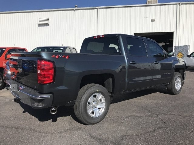 2018 Silverado 1500 Crew Cab 4x4,  Pickup #JG531740 - photo 2