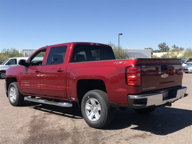 2018 Silverado 1500 Crew Cab 4x4,  Pickup #JG543166 - photo 2