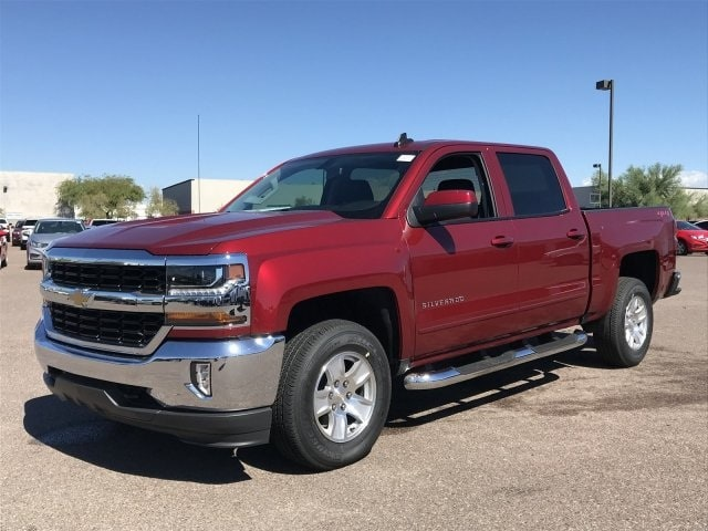 2018 Silverado 1500 Crew Cab 4x4,  Pickup #JG543166 - photo 1