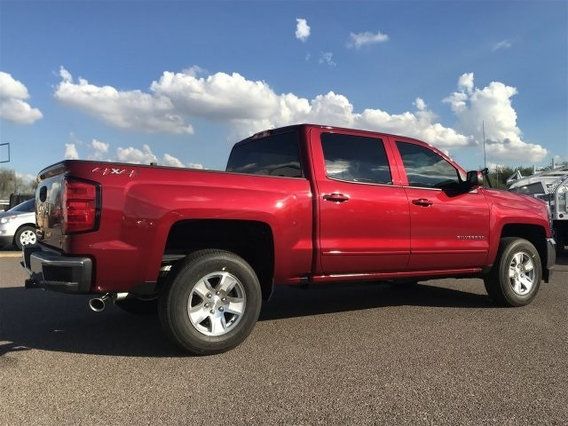 2018 Silverado 1500 Crew Cab 4x4,  Pickup #JG544171 - photo 3