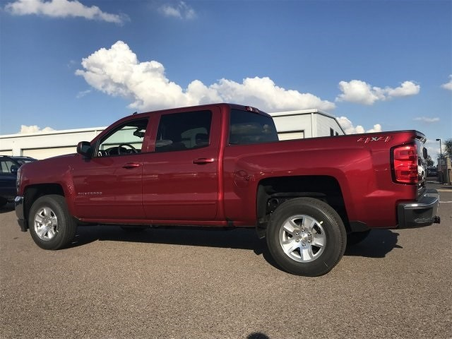 2018 Silverado 1500 Crew Cab 4x4,  Pickup #JG544171 - photo 2