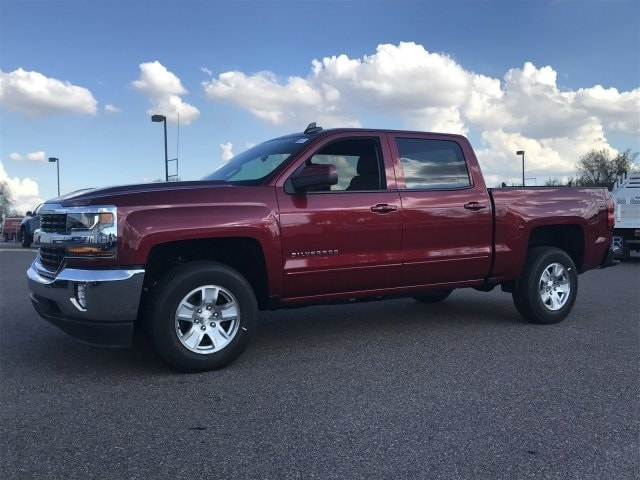 2018 Silverado 1500 Crew Cab 4x4,  Pickup #JG544171 - photo 1