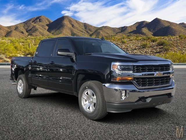 2018 Silverado 1500 Crew Cab 4x4,  Pickup #JG556260 - photo 1
