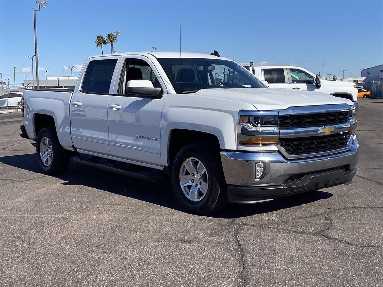 2018 Silverado 1500 Crew Cab 4x2,  Pickup #JG570048 - photo 2