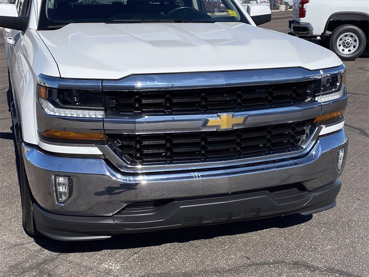 2018 Silverado 1500 Crew Cab 4x2,  Pickup #JG570048 - photo 1