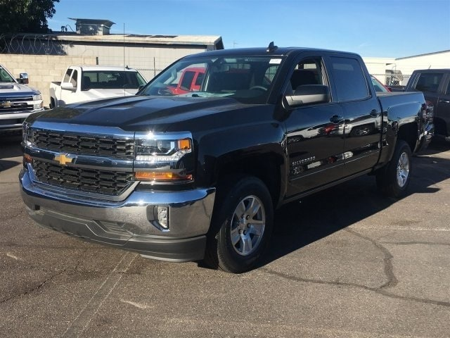 2018 Silverado 1500 Crew Cab 4x2,  Pickup #JG577410 - photo 1