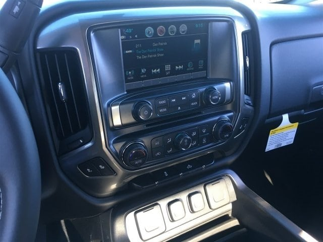 2018 Silverado 1500 Crew Cab 4x2,  Pickup #JG577410 - photo 10