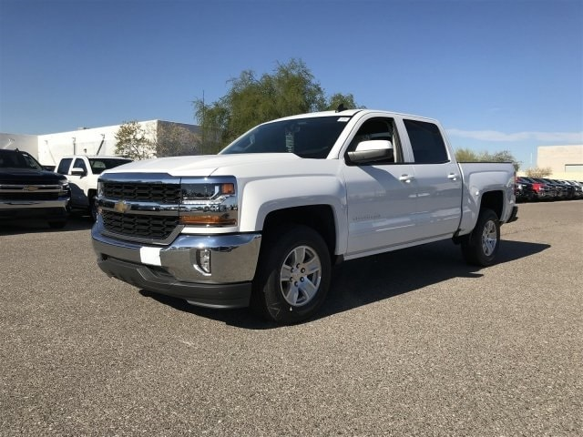 2018 Silverado 1500 Crew Cab 4x2,  Pickup #JG600908 - photo 4