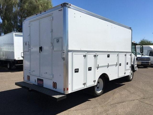 2018 NPR-HD Regular Cab 4x2,  Supreme Service Utility Van #JS803670 - photo 1