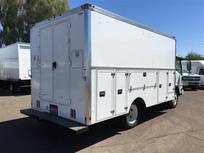 2018 NPR-HD Regular Cab 4x2,  Supreme Spartan Service Utility Van #JS803670 - photo 3