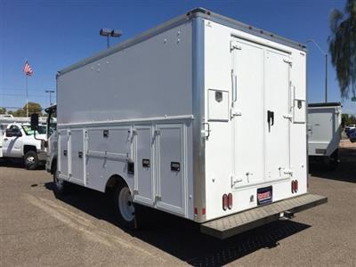 2018 NPR-HD Regular Cab 4x2,  Supreme Spartan Service Utility Van #JS803670 - photo 2