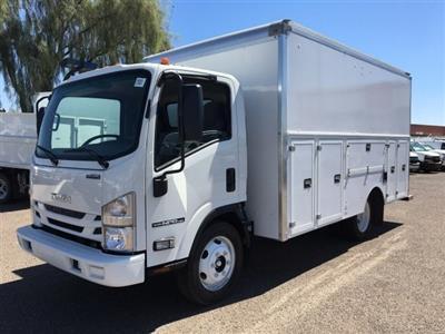 2018 NPR-HD Regular Cab 4x2,  Supreme Spartan Service Utility Van #JS803670 - photo 1