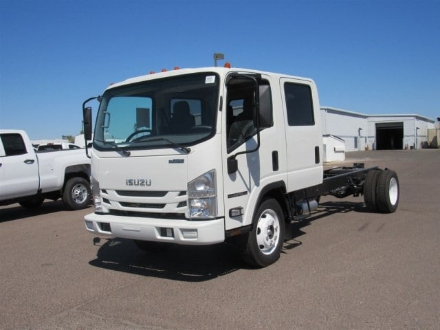 2018 NPR-HD Crew Cab 4x2,  Cab Chassis #JS806628 - photo 1